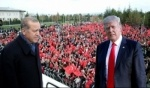 أردوغان: تركيا ترحب بمواقف ترامب