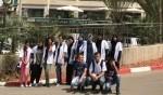 الأطباء الصغار من الرملة يزورون مستشفى هعيمك