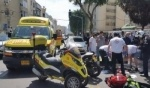 أشكلون: حادث طرق يسفر عن 3 إصابات متفاوتة