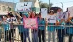 كفرمندا: تظاهرة حاشدة للاهالي والطلاب
