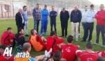 رئيس مجلس مجد الكروم يعد بدعم ابناء مجد الكروم