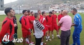 أحمد سبع: فريق مجد الكروم جاهز للقاء