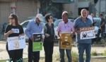 الناصرة: تظاهرة رفع شعارات نصرة للأسرى
