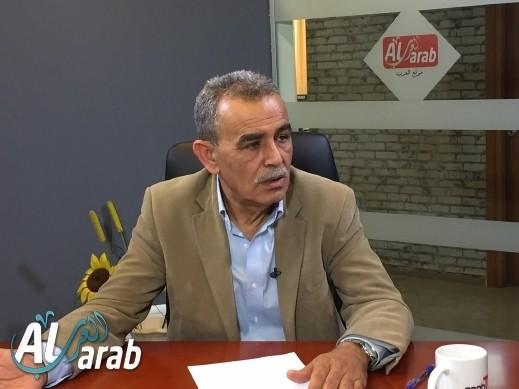 نتيجة بحث الصور عن site:alarab.net جمال زحالقة