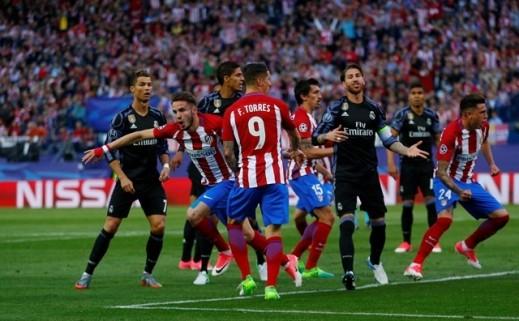 ريال مدريد يخسر الديربي ويواجه يوفنتوس في نهائي دوري