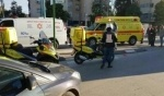 إصابة سائق دراجة نارية في حادث في حيفا