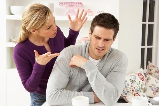 الأعمال التي تقومين بها التي تؤثر على علاقتك بزوجك