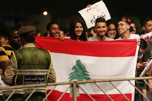 نجوى كرم تشعل ليالي موازين في المغرب