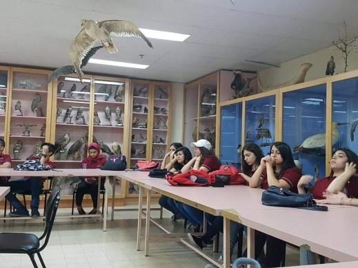 الرازي اكسال في رحلة تعليمية إلى اورانيم