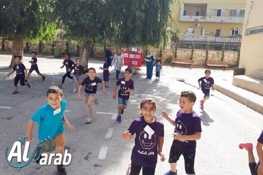 عمر بن الخطاب مجد الكروم تحتفل بعيد الحروف