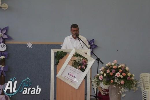 الناصرة: نعمت الثانوية تحتفل بتخريج الفوج الـ22
