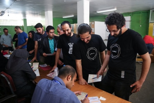 الانتخابات الإيرانية: اغلاق صناديق الاقتراع