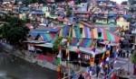 تعرّفوا على القرية الملوّنة في أندونيسيا