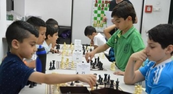 حيفا: مدرسة الشطرنج - كلور تخرج الفوج