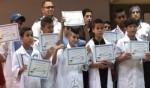 الجديدة المكر: تعليم طلاب دورة الطبيب الصغير
