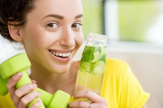 لخسارة الوزن الزائد عليك بخلطات النعناع