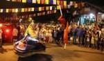 الرملة: أجواء احتفالية في مسيرة رمضانية