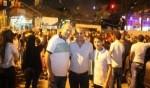 الرملة:أجواء احتفاليه رائعة لمسيرة رمضان في حي الرباط