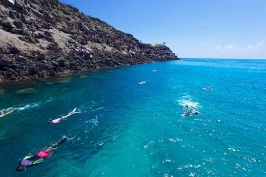 تجربة خاصة في جزر غالاباغوس