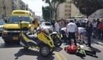 قلنسوة: إصابة شابة بجراح خطيرة جرّاء حادث