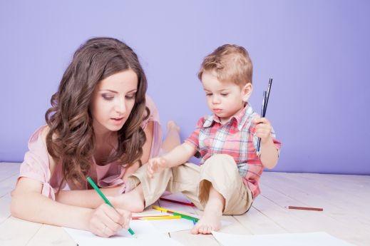 كيف تكتشفين موهبة طفلك وتطوريها؟