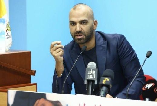 ناجي الإسطا يشارك في حملة توعية ضد المخدرات