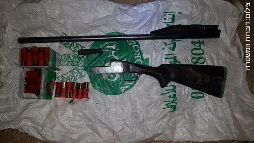 الشرطة: ضبط سلاح في منطقة نابلس