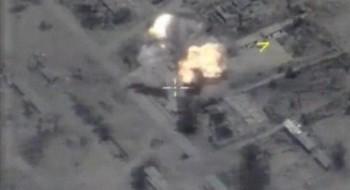 لأول مرة: الحرس الثوري يقصف مواقع لداعش