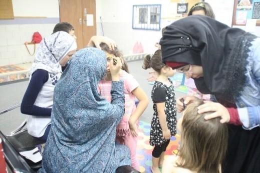 الطيبة: اختتام حاضنة رمضان بحفل بهيج