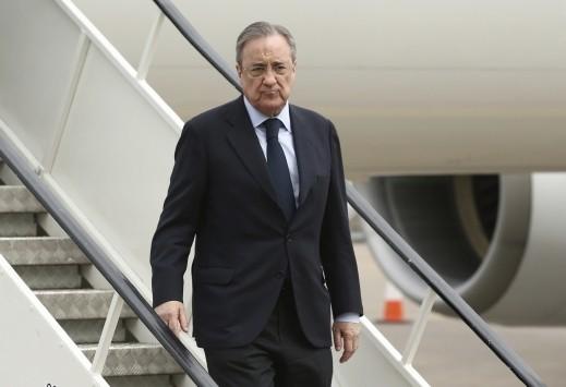 رسمياً: بيريز رئيساً لريال مدريد حتى 2021