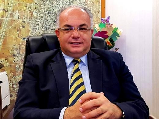 نتيجة بحث الصور عن site:alarab.com  رئيس بلدية الطيبة المحامي شعاع منصور مصاروة