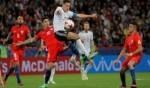 كأس القارات 2017: ألمانيا تتعادل بصعوبة أمام تشيلي