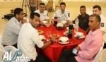 سلطة الاطفاء تنظم إفطارا رمضان في وادي عارة