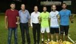 أجواء رائعة خلال المباريات النهائية ضمن دوري رمضان