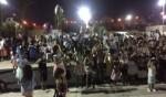 جماهير غفيرة تشارك في مهرجان العيد في الرملة