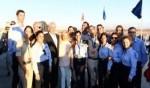 نتننياهو يشارك في مراسم تخرج فوج جديد من الطيارين