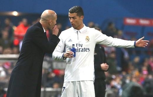 كريستيانو رونالدو يغيب عن كأس السوبر الأوروبي