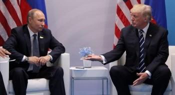 ترامب: حان الوقت للعمل مع روسيا بشكل