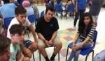 لقاء تربوي وثقافي بين شبيبة جسرالزرقاء