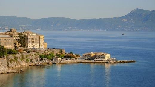 جزيرة كورفو الرائعة بمعالمها القديمة