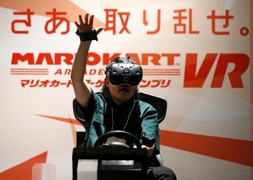 اليابان: أكبر منشأة ترفيهية افتراضية