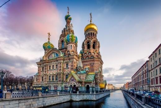 تعرّفوا على الكنائس الروسية الساحرة