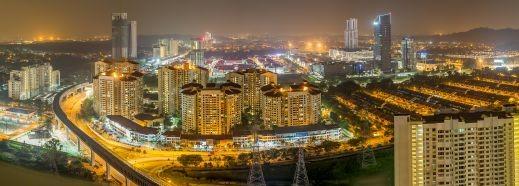 بيتالنج جايا من أجمل مدن العالم