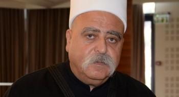 الشيخ موفق طريف: أدعو إلى وضع حدّ