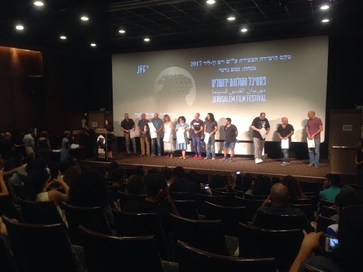 الناصرة: الفرنسيسكان تتألق في مهرجان السينما