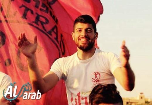 صالح حسن مطلوب في م. دالية الكرمل وآسي جلبوع