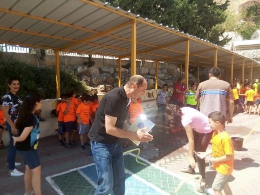 اتحاد اولياء امور الطلاب بالناصرة يتفقد المخيمات