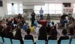 بلدية باقة: شهر الثقافة والأدب في المكتبة العامة