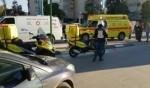 إصابة عامل جراء سقوطه عن ارتفاع في بيتح تكفا