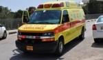 اصابة رجل تعرض لحادث عمل في منطقة حيفا